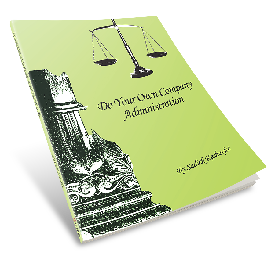Do Your Own Company Administration