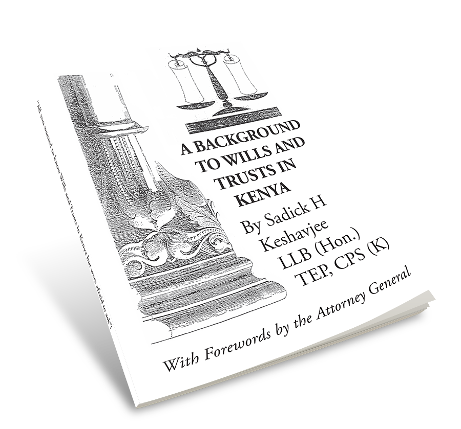 A Background to Wills and Trusts in Kenya